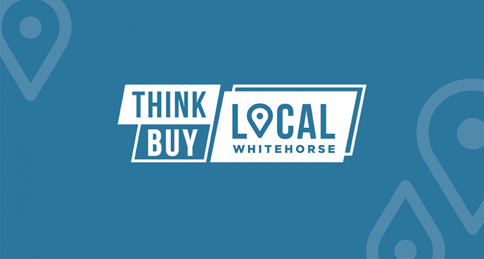 Think Local Buy Local Slider Corporate