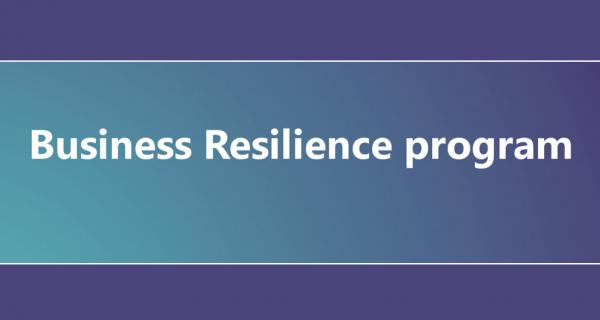 Business Resilience Program