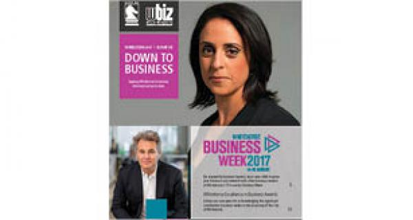 Down to Business July 2017