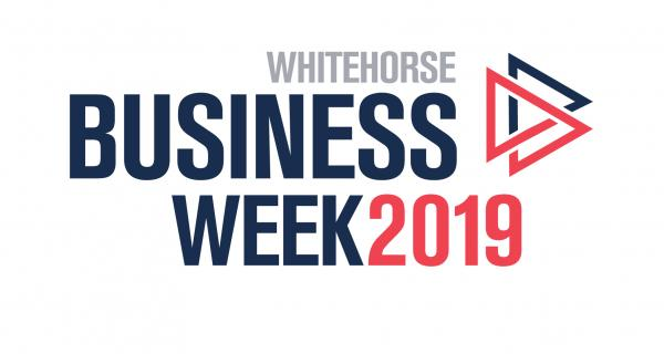 Whitehorse Business Week 2019 Logo
